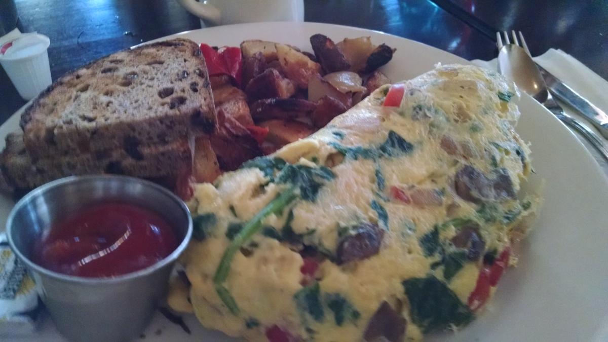 MA Garden Omelette